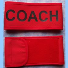 Customised Wrap Armband - Coach